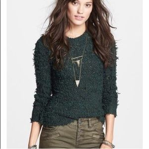 Free people September song pullover sweater